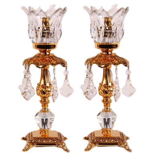 شمعدان طلایی