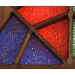 آینه سنتی چوبی 967