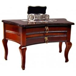 میز کنسول چوبی 2 کشویی 3900
