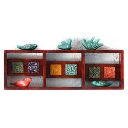 جعبه فانتزی چوبی 3833