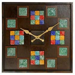 ساعت دیواری کادویی مربعی