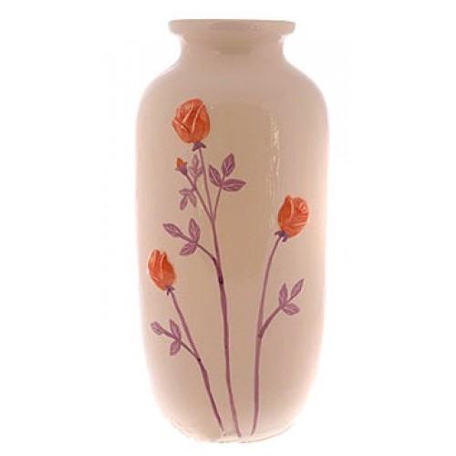 گلدان سرامیکی خمره ای 8754