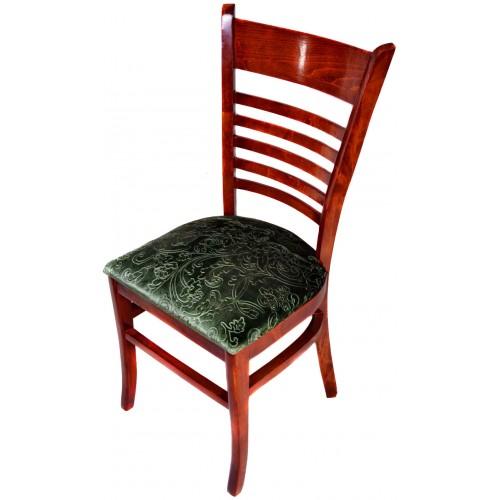 صندلی تک چوبی