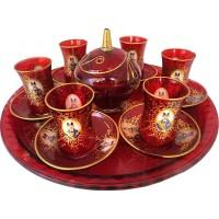 سرویس چای خوری ناصری