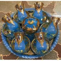چایخوری شاه عباسی فیروزه ای