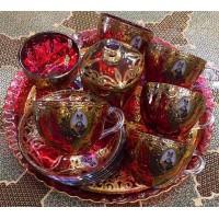 فنجان و نعلبکی شاه عباسی