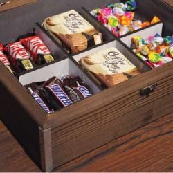 جعبه پذیرایی چای کیسه ای