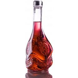 بطری شیشه ای 127