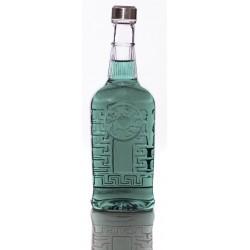 بطری شیشه ای یک لیتری