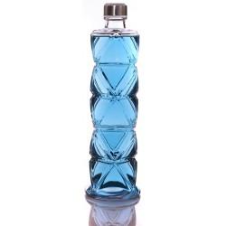بطری شیشه ای استوانه 142