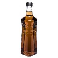 بطری شیشه ای چهار گوش 130