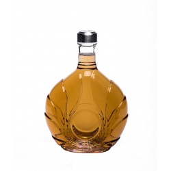 بطری شیشه ای کتابی 129