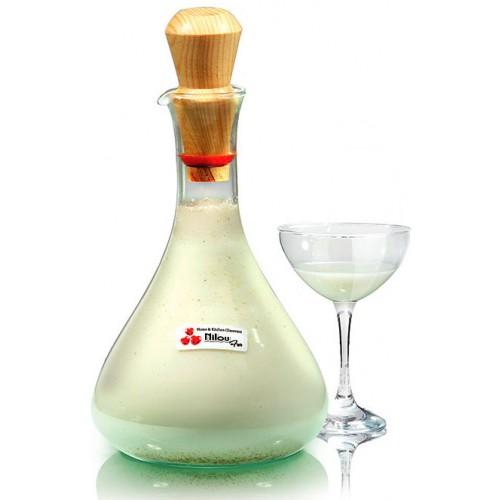 دوغ خوری سنتی شیشه ای 140