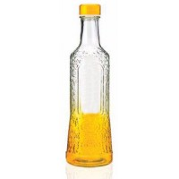 بطری شیشه ای ساغر رنگی