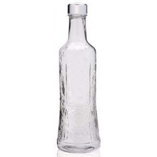 بطری شیشه ای ساغر مات