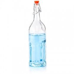بطری شیشه ای آب چفتی