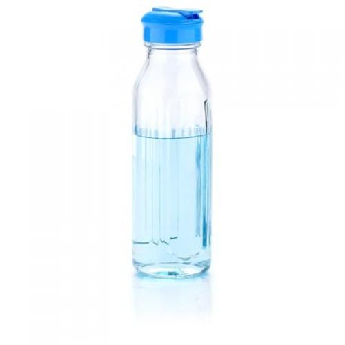 بطری شیشه ای آب خطی