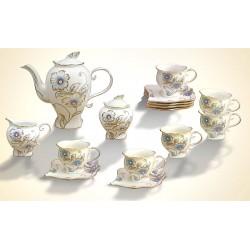 سرویس چای خوری چینی 214