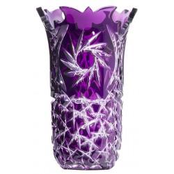 گلدان کریستال لاله