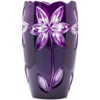 گلدان کریستال خمره ای لیلیوم