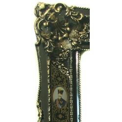 آینه و کنسول سلطنتی مشکی