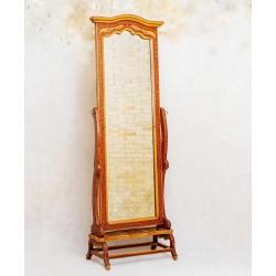 آینه ایستاده چوبی تمام قد