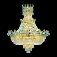 لوستر سلطنتی طلایی 64000
