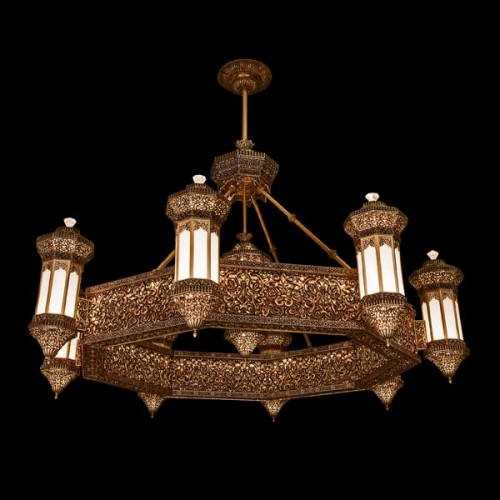لوستر مراکشی عدنان