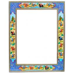 قاب آینه سنتی برنوش