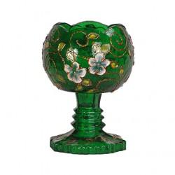 چراغ شمعی دالبر سبز