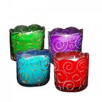 چراغ شمعی لیوانی ترکیبی