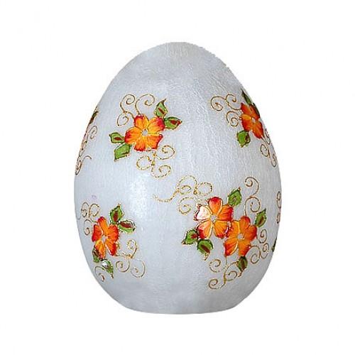 چراغ تخم مرغی مات