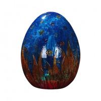 چراغ تخم مرغی رنگی