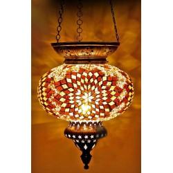 چراغ آویز ترکیه ای 358