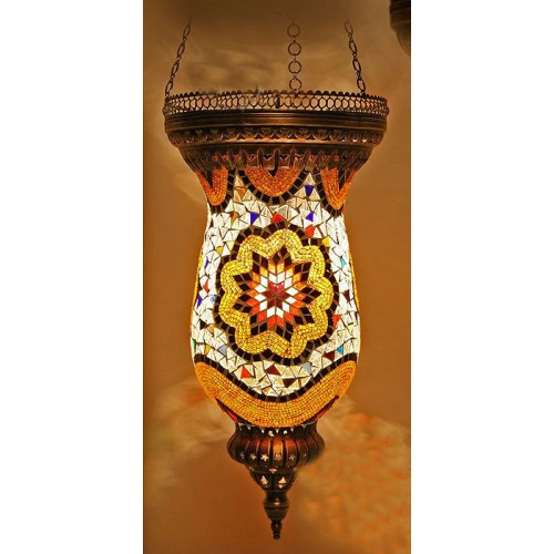چراغ آویز ترکیه ای 362