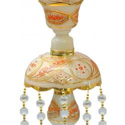 شمعدان شاه عباسی سفید