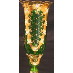 شمعدان لاله دمبلی سبز
