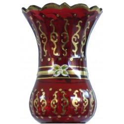 شمعدان سلطنتی قرمز