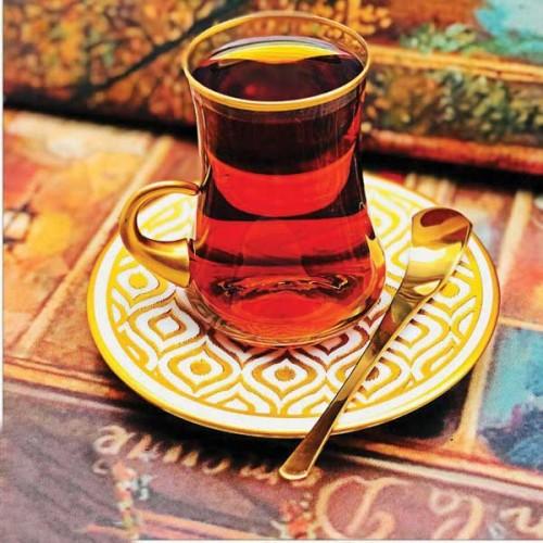 استکان ترکیه ای آیکال