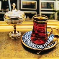 استکان نعلبکی ترکیه ای آلیا