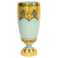 ظروف لوکس ترکیه ای گلدان روان طلایی