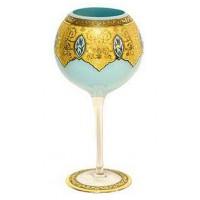 ظروف لوکس ترکیه ای شمعدان روان طلایی
