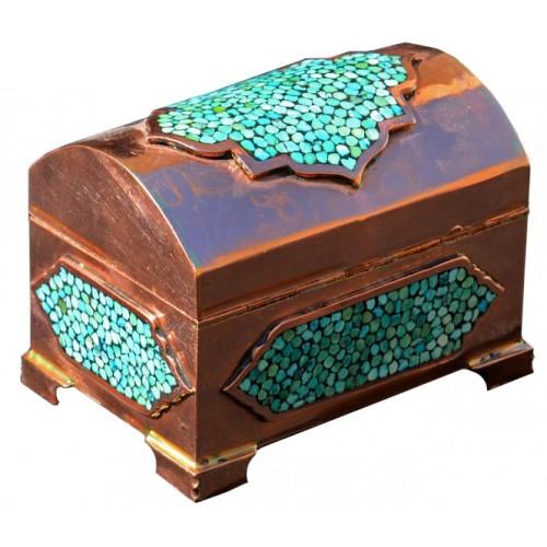 جعبه جواهر فیروزه کوب 035