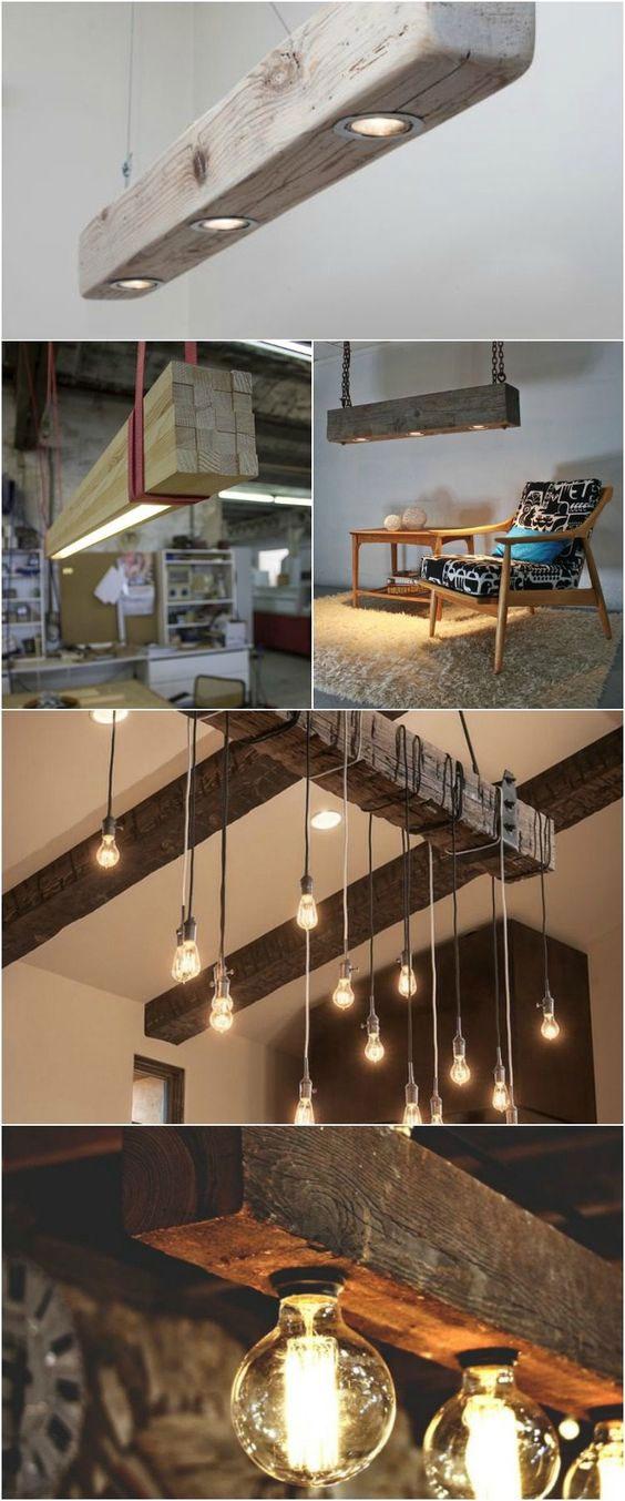 ایده برای ساخت لوستر منزل
