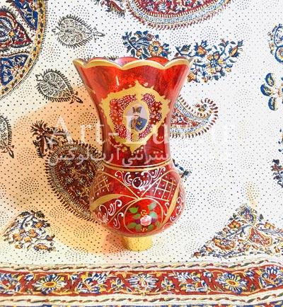 قطعات شمعدان شاه عباسی