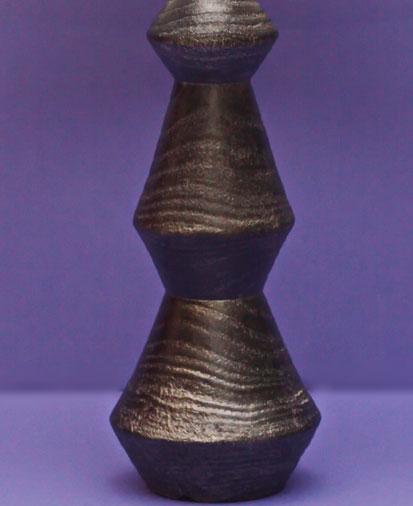 پایه آباژور چوبی راش