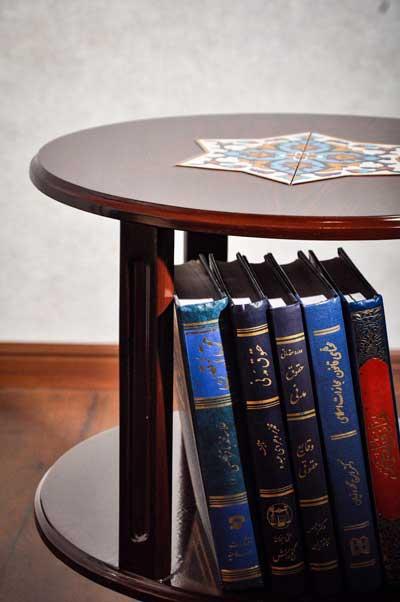کتابخانه سنتی گرد
