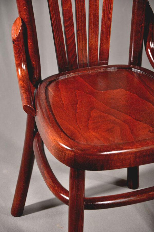 خرید صندلی تک چوبی