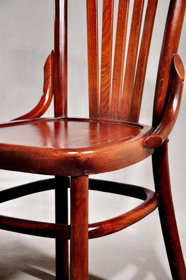 فروش صندلی تک چوبی