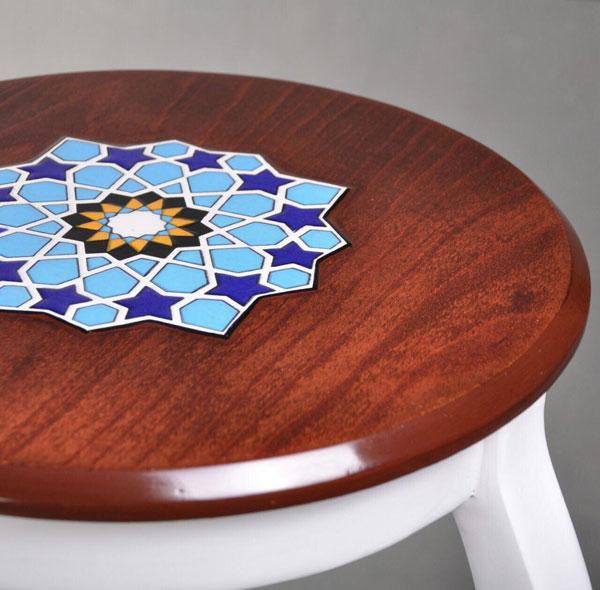 میز آباژور مدرن